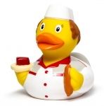 Metzger-Ente ohne Druck