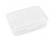 Klickbox Midi Transparent | ohne Druck