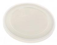 Dosen-Kunststoffschnappdeckel Transparent-Natur | 99 mm  | ohne Druck