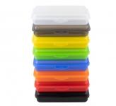 Klickbox Flach - ideal zum verwahren von Gesichtsmasken!