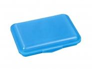 Klickbox Flach Blau | ohne Druck