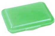 Klickbox Flach Grün | ohne Druck