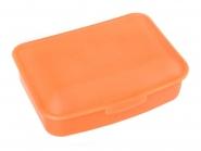 Klickbox Hoch Orange | ohne Druck