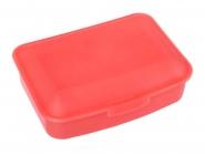 Klickbox Hoch Rot | ohne Druck