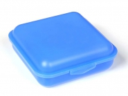 Klickbox Quadro Blau | ohne Druck