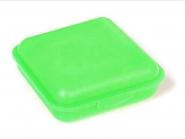 Klickbox Quadro Grün | ohne Druck