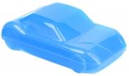 Klickbox Auto Blau | ohne Druck