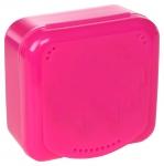 Klickbox mit Belüftungslöchern/Zahnspangendose
