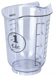 Messkanne 1 Liter ohne Druck