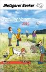 """Kalender 2019 """"Familienplaner"""""""