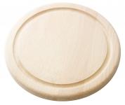 Brett/Vesperteller Ø 20 cm | ohne Einbrand