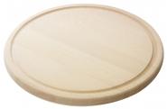 Brett/Vesperteller Ø 30 cm | ohne Einbrand