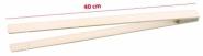 Holzgrillzange - in 3 verschiedenen Größen 40 cm | ohne Einbrand