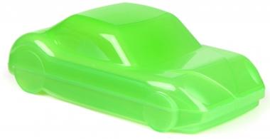 Klickbox Auto Grün | ohne Druck