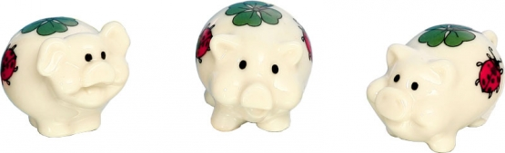 Mini-Glücksschweinchen (72er Set)