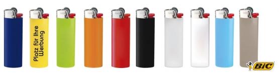 BIC Reibradfeuerzeug