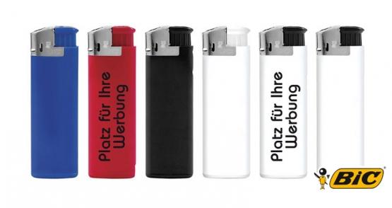 BIC Elektronikfeuerzeug